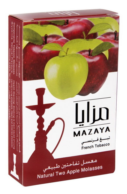 Mazaya Two Apple 50g