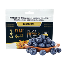 Nu Blueberry Pouch 100g