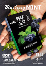 Nu Blueberry Mint
