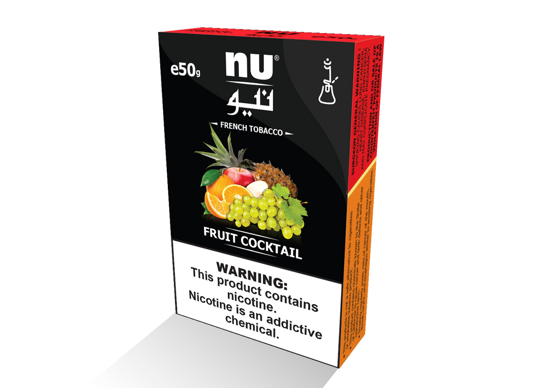 NU Fruit Cocktail