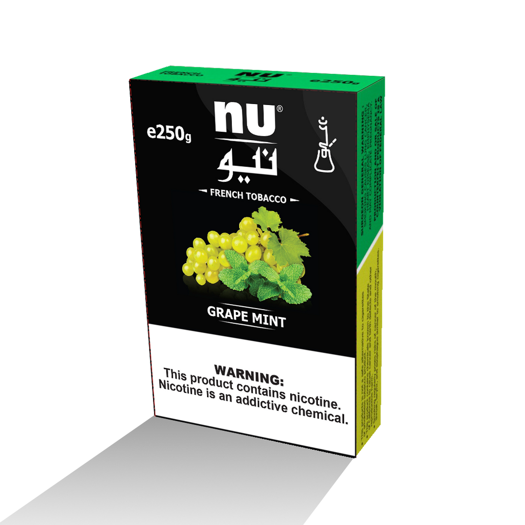 Nu Grape Mint 250g
