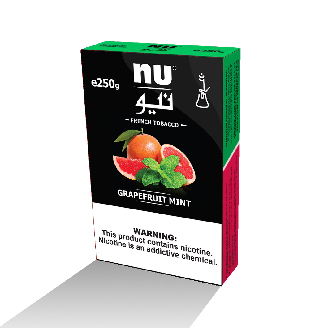 Nu Grapefruit Mint 250g