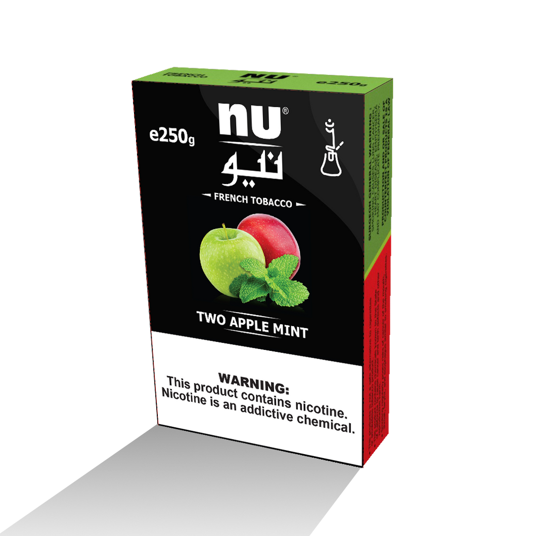 Nu Two Apple Mint 250g