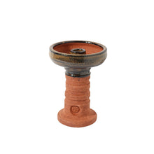 hookahjohn red clay harmony bowl