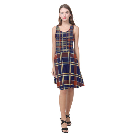 Sundress - Plaid D14