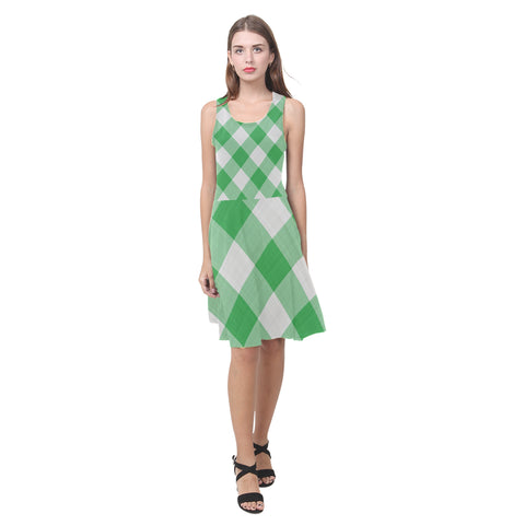 Sundress - Plaid C17