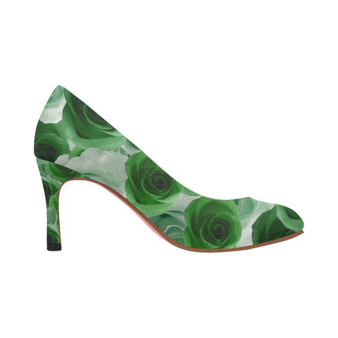 Nadine Pumps/Roses FERN