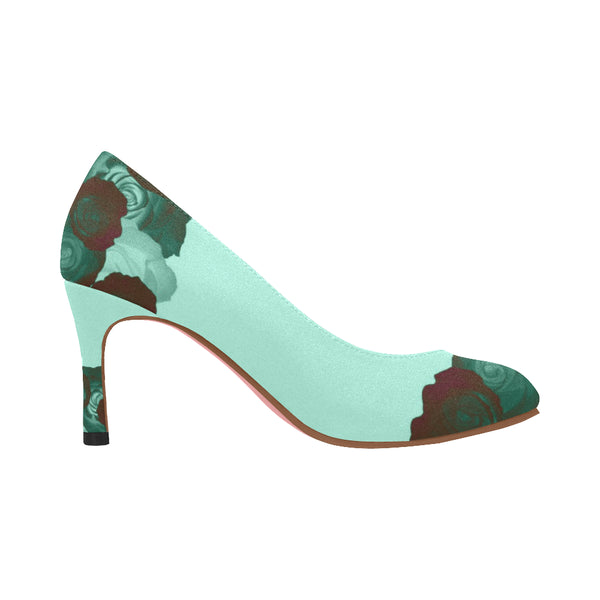 Nadine Pumps/Roses MINT