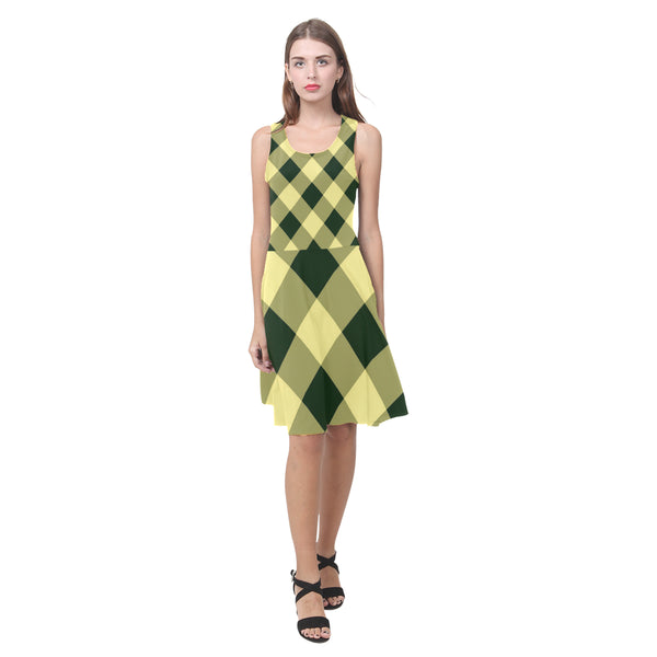Sundress - Plaid A09