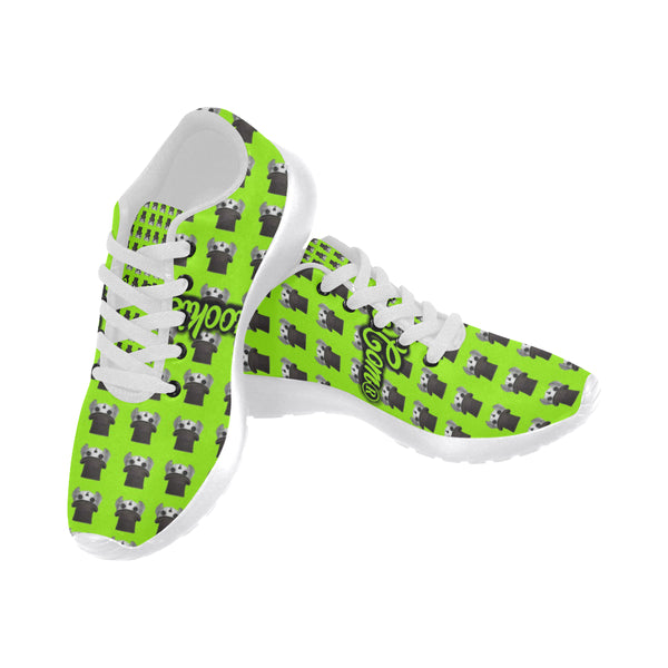 Sneakers 020 (M)/TopHat86 - LIME