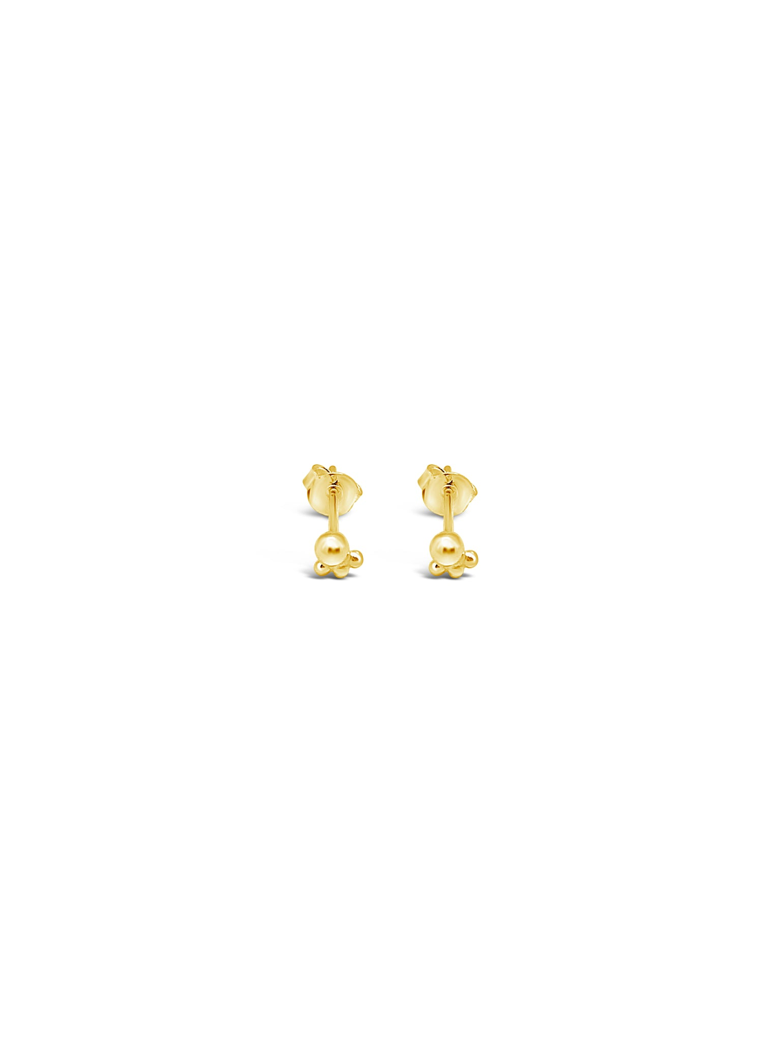 TINY DETAILS STUDS, GOLD