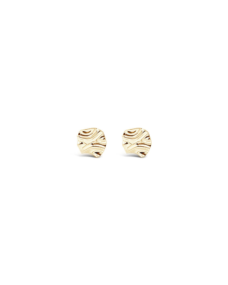 ARCTIC EARRINGS, GOLD