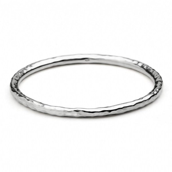 CLASSIC HAMMERED BANGLE