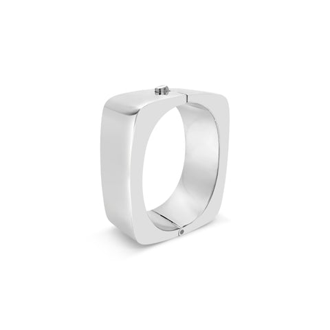 SQUARE HINGE BANGLE