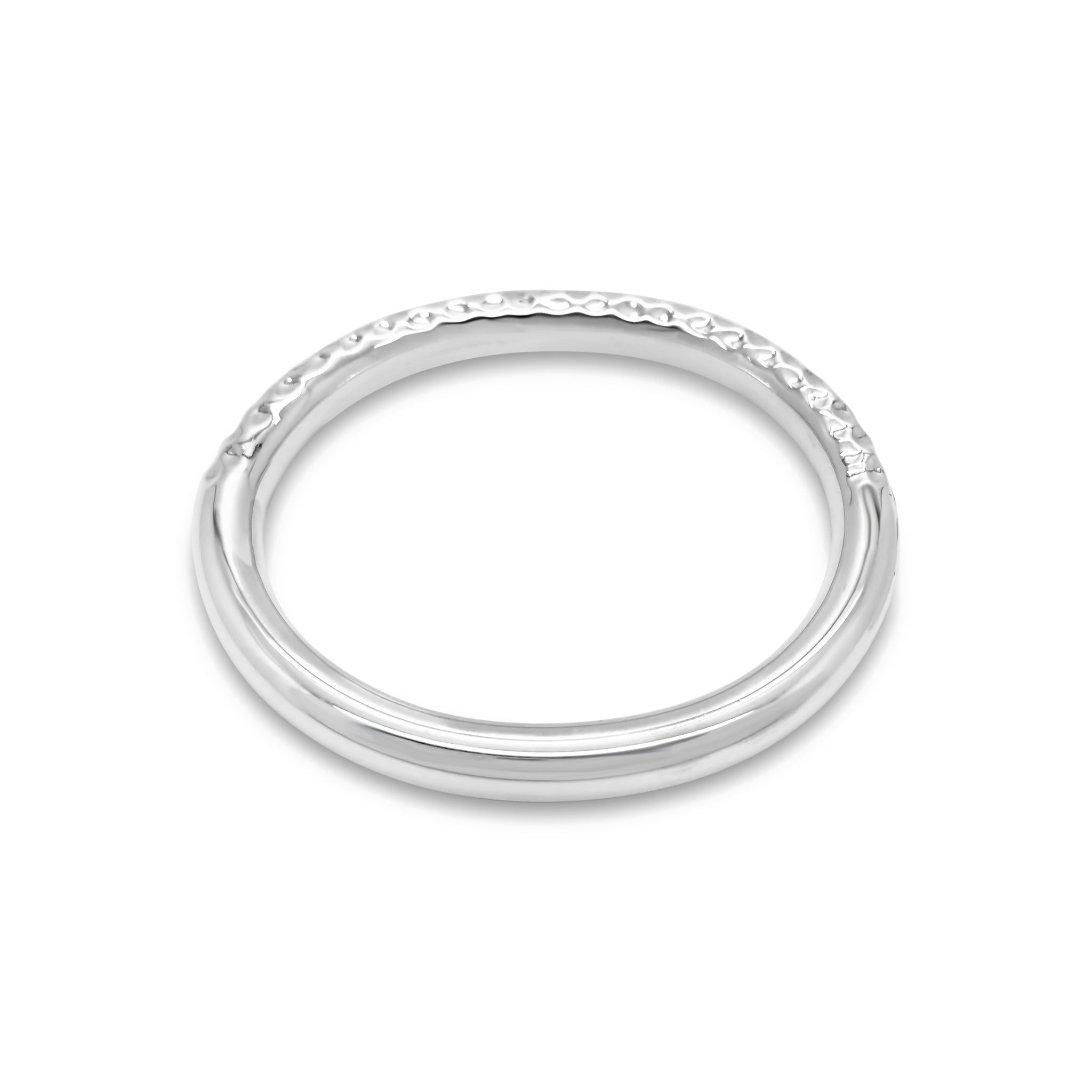 OVAL COMBINATION GOLF BANGLE