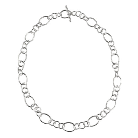 COMBINATION CIRCLE NECKLACE