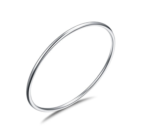 THIN POLISHED BANGLE