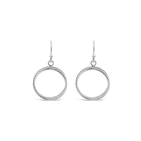 COMBINATION LOOP EARRINGS
