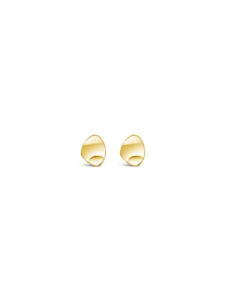 RADIANT EARRINGS, GOLD