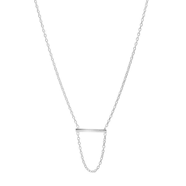 CHAIN BAR NECKLACE