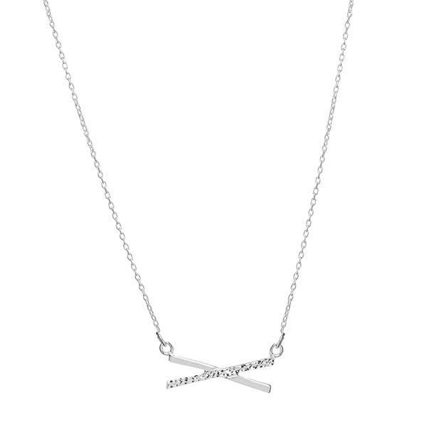 COMBINATION X NECKLACE