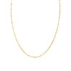 BALL CHAIN CHOKER, GOLD