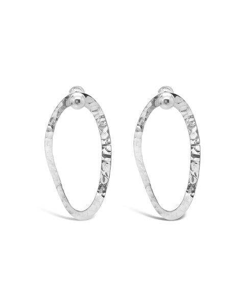 DOUBLE DUO OVAL EARRINGS