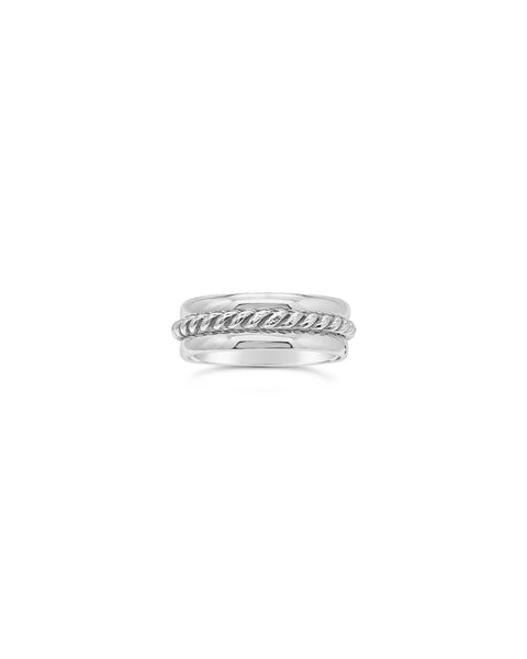 SET OF 3 STACK RINGS