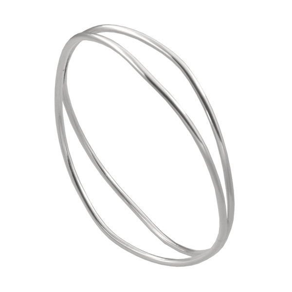 DOUBLE BAND BANGLE