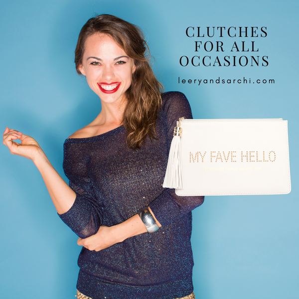 My Fave Hello Clutch - South West Region