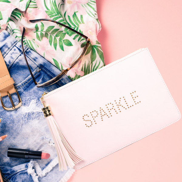 Sparkle Fun Clutch