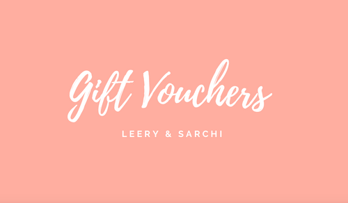LEERY & SARCHI GIFT CARD