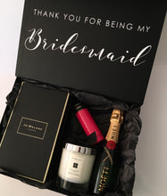 Black Medium Gift Box