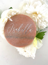 Personalised Marble Coasters - Place Cards