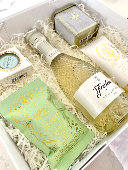 Personalised Gold Hamper II - Small