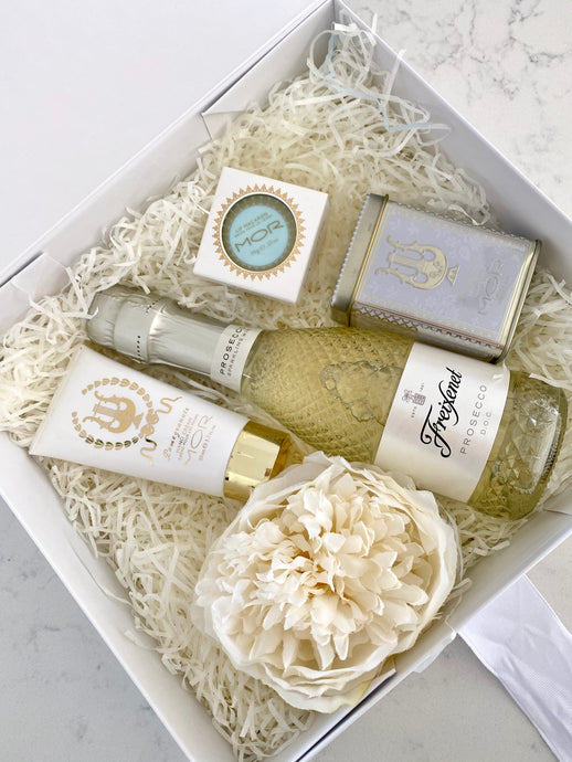 Personalised Gold Hamper I - Small
