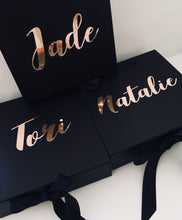 Black Small Gift Box