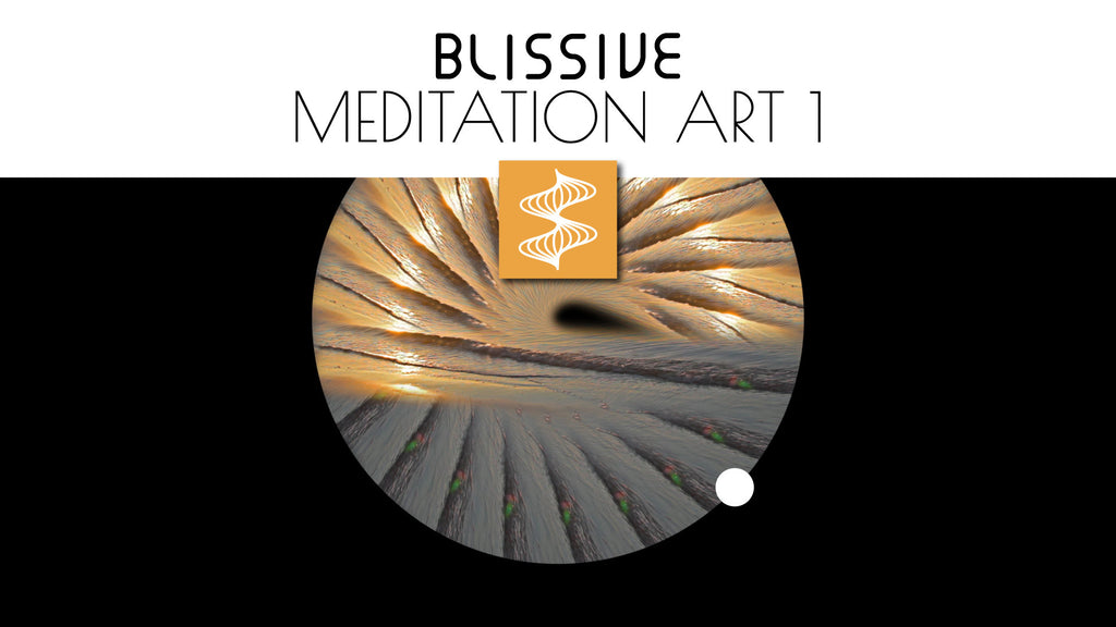 Blissive Meditation Art 1
