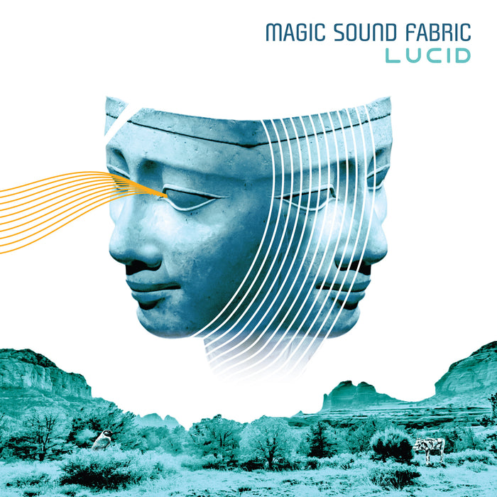 Magic Sound Fabric - Lucid