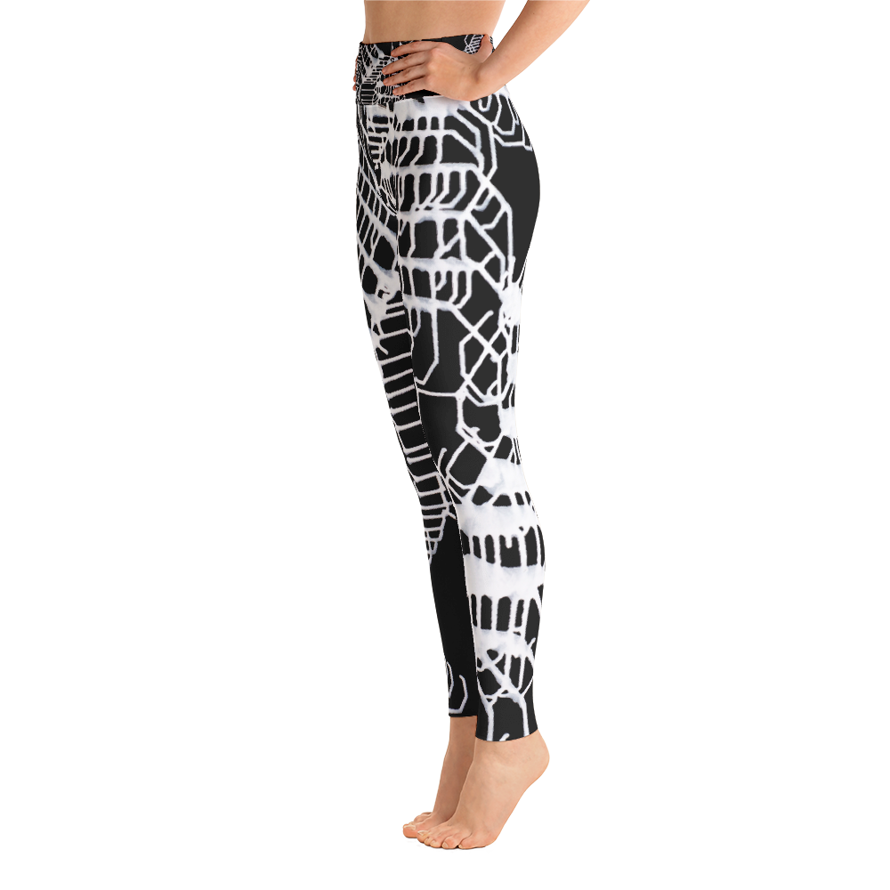 Energetic Elemental Yoga Leggings