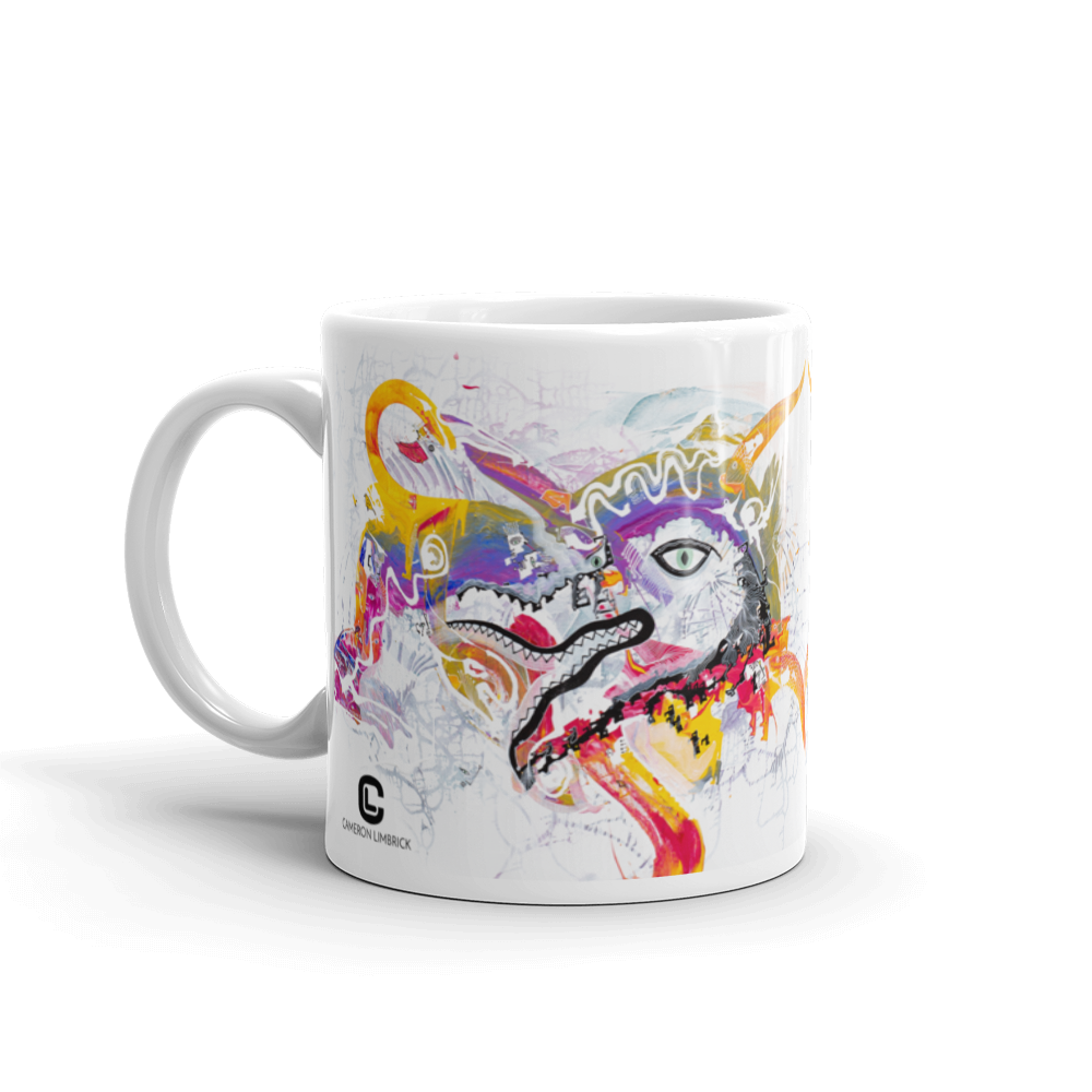 Dragon Eye Mug