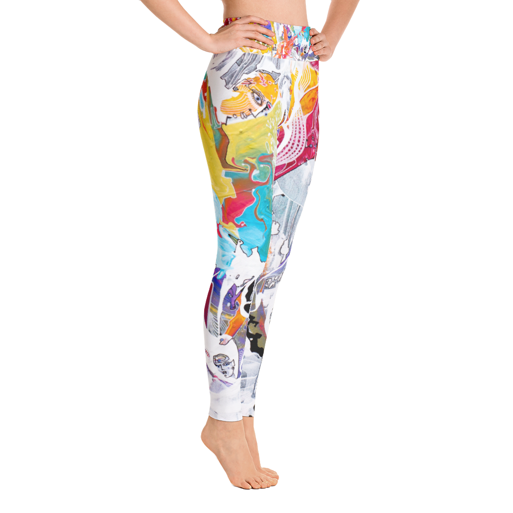 See Horse Yoga Leggings