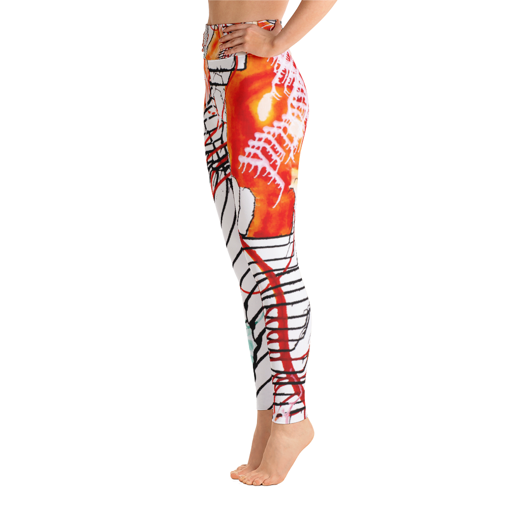 Organism Yoga Leggings