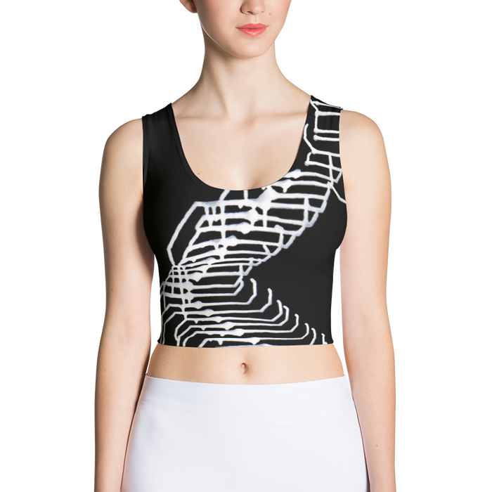 Women's Energetic Elemental Crop Top