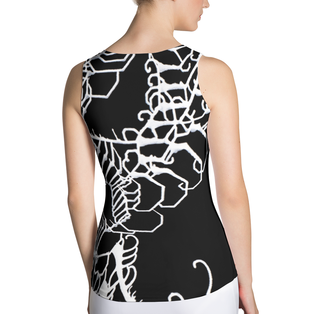 Women's Vibratory Elemental Tank Top