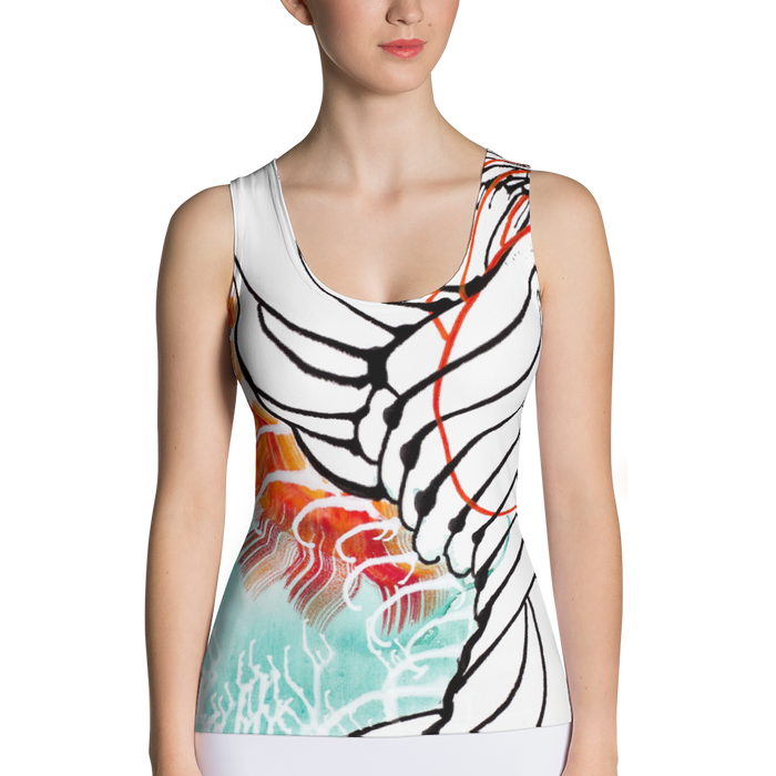 Women's Organsim Tank Top