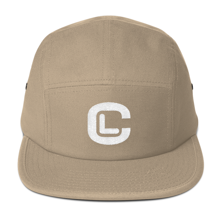 CL Logo 5 Panel Camper