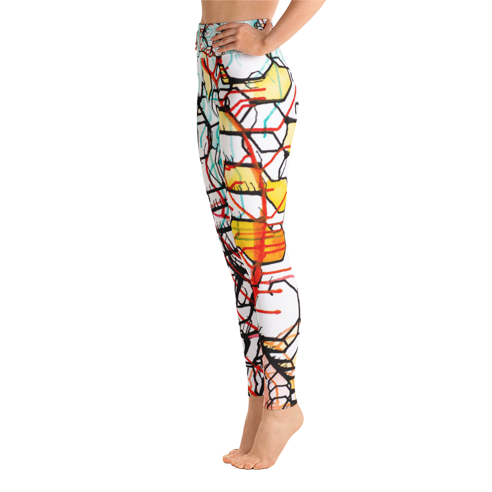 Pathways Yoga Leggings