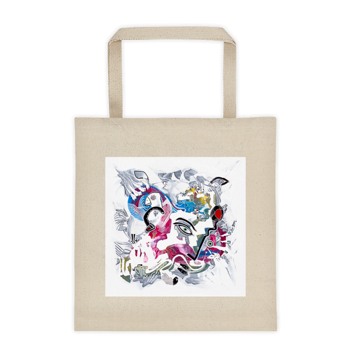 Memories Canvas Tote bag