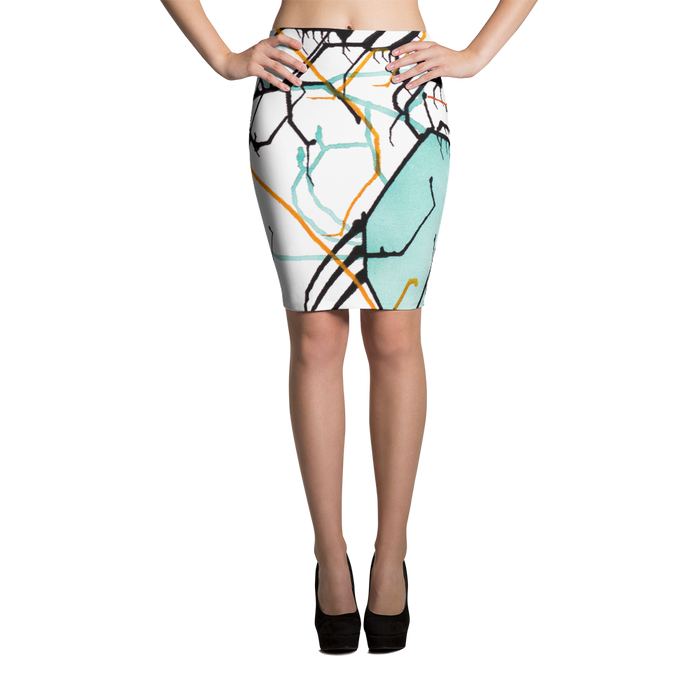 Joy Pencil Skirt